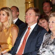 La princesse Maxima très brillante pour les Prix Pommes d'Orange 2012