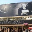 Le Palais des festivals à Cannes, le 16 mai 2012.