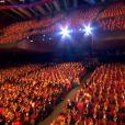 La cérémonie d'ouverture du 65e festival de Cannes le 16 mai 2012