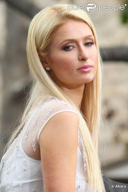 Paris Hilton en mai 2012 à Los Angeles.