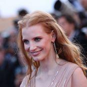Cannes 2012 : Jessica Chastain, atout charme d'un casting de hors-la-loi
