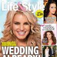 Jessica Simpson en couverture du magazine  Life & Style , mai 2012.