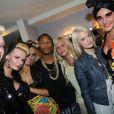 Pharrell Williams en showcase au Gotha Club à Cannes le 24 mai 2012