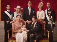 Baptêmes princesses Estelle et Athena: portraits officiels et cérémonies en film