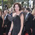 Elisabeth Bourgine lors de la montée des marches pour le film Mud au Festival de Cannes le 26 mai 2012