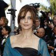 Laura Morante lors de la montée des marches pour le film Mud au Festival de Cannes le 26 mai 2012
