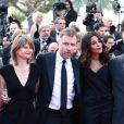 L'équipe du jury Un Certain Regard lors de la montée des marches pour le film Mud au Festival de Cannes le 26 mai 2012