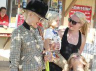 Gwen Stefani, toujours super lookée, fête l'anniversaire de son fils Kingston