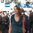 Charlotte Casiraghi, élégante en Gucci au Festival de Cannes 2012.