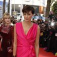 Ines de la Fressange, représentante de l'élégance française au Festival de Cannes 2012.