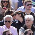 Arnaud Clément et Nolwenn Leroy lors du match de Coupe Davis de la France à Monaco en avril 2012.   Arnaud Clément lors du premier tour de son dernier Roland-Garros, le 28 mai 2012. Pour son baroud d'honneur à la Porte d'Auteuil, le 139e mondial a offert un match en cinq sets de plus de quatre heures face à Alex Bogomolov, et s'est qualifié pour le second tour sous l'ovation de sa compagne Nolwenn Leroy, de sa famille et du public du court n°1.