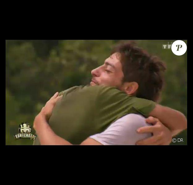 Claude choisit Bertrand pour l'accompagner lors de la finale (Koh Lanta - La Revanche des Héros / épisode du vendredi 1er jun 2012)