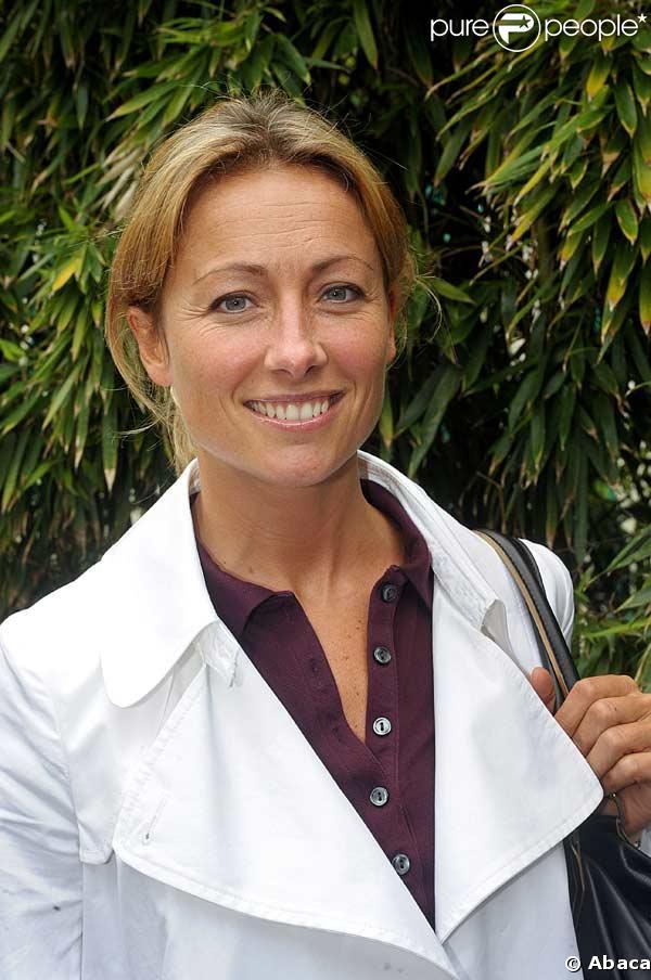 Anne Sophie Lapix