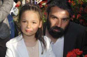 Sébastien Chabal : Papa attentif avec sa merveille Lily-Rose qui parraine Disney