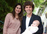 Roland-Garros : Gustavo Kuerten, père attendri devant sa petite Maria Augusta
