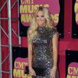 Carrie Underwood lors des CMT Music Awards le 6 juin 2012