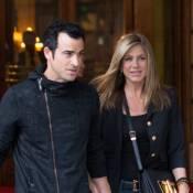 Jennifer Aniston et Justin Theroux : In love in Paris, après un an de relation