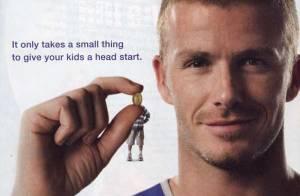 PHOTO : David Beckham veut faire grandir vos enfants !