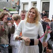 La princesse Maxima esseulée mais lumineuse à Elburg