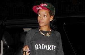 Rihanna : Sage et discrète pour rendre visite à sa grand-mère malade