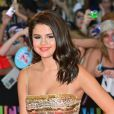 Selena Gomez aux MuchMusic Video Awards, à Toronto, le 17 juin 2012.