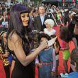 Katy Perry aux MuchMusic Video Awards, à Toronto, le 17 juin 2012.