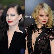 The Amazing Spider-Man : Emma Stone étonnante, à la mode Eva Green