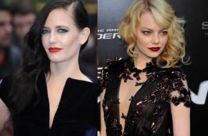 The Amazing Spider-Man : Emma Stone étonnante, à la mode Eva Green