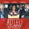 L'affiche du film Adieu Berthe