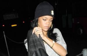 Rihanna, tout sourire à Londres, retourne en studios et décroche un rôle !