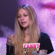 Fanny dans la quotidienne de Secret Story 6 le jeudi 21 juin 2012 sur TF1