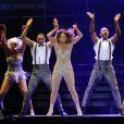 Jennifer Lopez en concert à Buenos Aires le 21 juin 2012