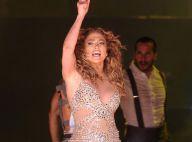 Jennifer Lopez : Un concert hot et une vilaine rumeur sur son chéri Casper Smart