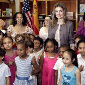 Letizia d'Espagne : Entourée d'enfants ou avec son époux Felipe, elle rayonne