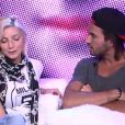 Thomas et Nadège dans la quotidienne de Secret Story 6 le lundi 25 juin 2012 sur TF1