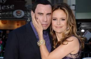 John Travolta et Kelly Preston : Baisers langoureux pour oublier le scandale