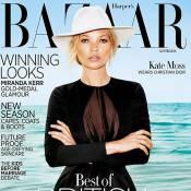 Kate Moss : Beauté intemporelle et intacte, elle séduit encore