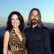 Lisa Edelstein : Féline et amoureuse au côté de son compagnon