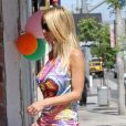 Shauna Sand et son nouveau chéri à Los Angeles le 27 juin 2012