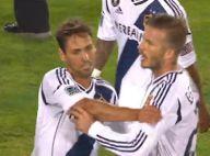 David Beckham : Fou de rage, il provoque une bagarre générale