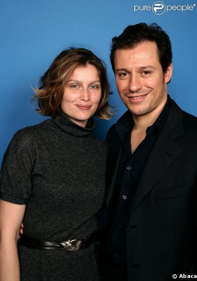 Laetitia Casta et son compagnon Stéphano Accorsi