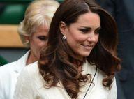 Kate Middleton à Wimbledon avec William, Agassi, Graf et une autre robe recyclée