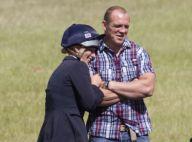 Zara Phillips prépare amoureusement les JO, la princesse Anne face à des géants