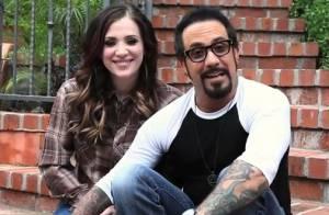 AJ McLean : Sa femme Rochelle enceinte de la première Backstreet Girl