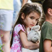 Katie Holmes et Tom Cruise: La bataille commence pour la garde de Suri