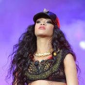 Rihanna : Malgré la mort de sa grand-mère et la solitude, elle se donne à fond