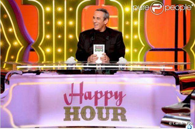 Thierry Ardisson pour Happy Hour sur Canal +