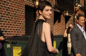 The Dark Knight Rises : Anne Hathaway ''mérite un film Catwoman''