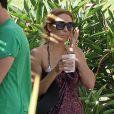 Exclu : Lauren Conrad en vacances à Cabo San Lucas. Le 13 juillet 2012.