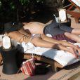 Exclu : Lauren Conrad et son chéri William Tell en vacances à Cabo San Lucas. Le 13 juillet 2012.